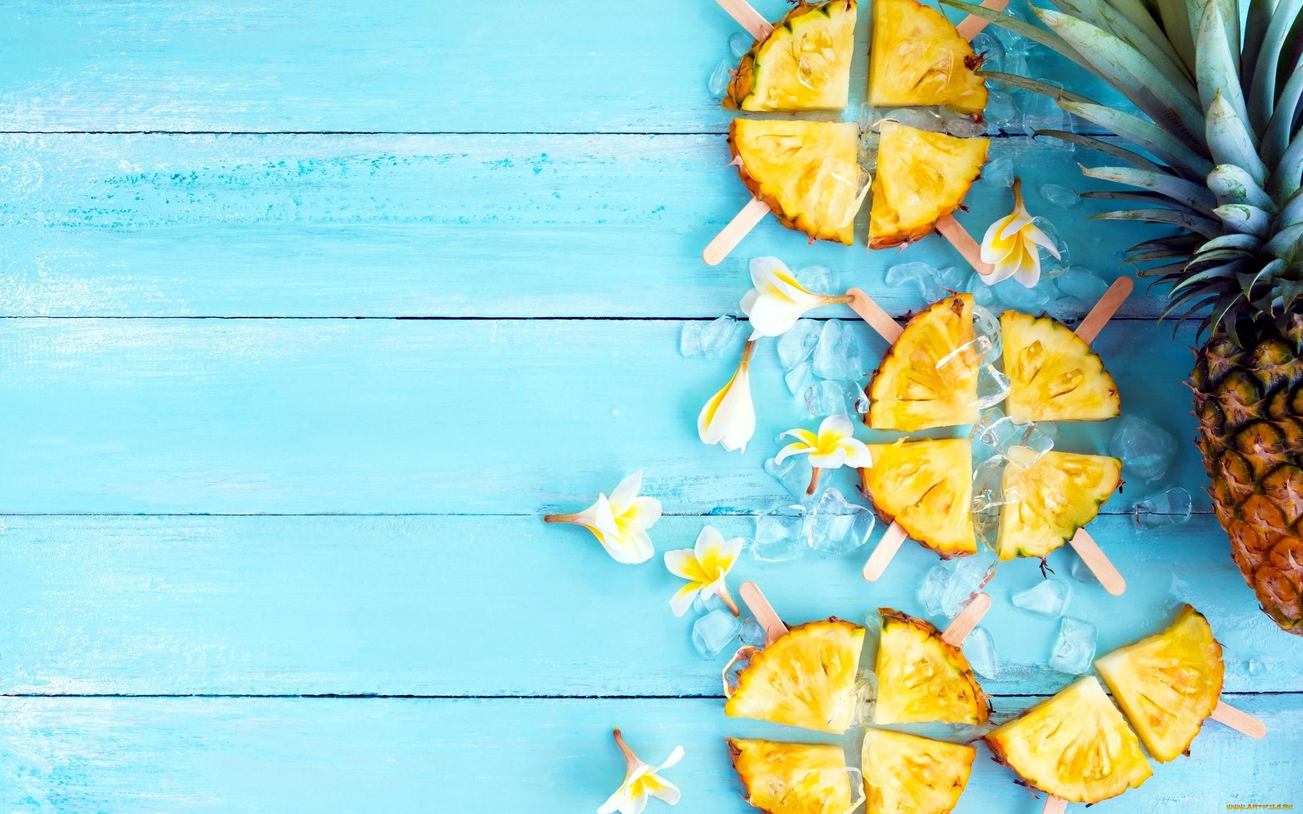 слова яркие летние картинки ананас случае